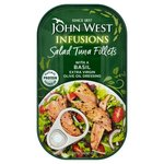 John West Salad Tuna in Basil Dressing