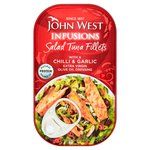 John West Salad Tuna in Chilli & Garlic Dressing