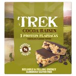 Trek Cocoa Raisin Flapjack Multipack