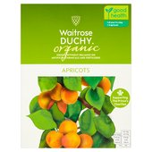 Organic Ready To Eat Apricots Waitrose Love Life