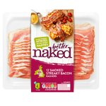 Finnebrogue Naked Smoked 12 Streaky Bacon