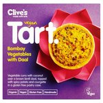 Clive's Organic Gluten Free Tart Bombay Vegetables with Daal