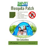 ZapIt Mosquito Patch microcapsule release protection