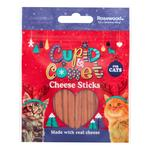 Rosewood Christmas Cheese Sticks Cat Treat 40g