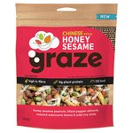 Graze Honey Sesame Chinese Style Nuts