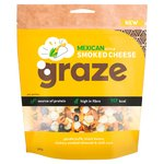 Graze - Smoked Cheese Mexican Style 94g