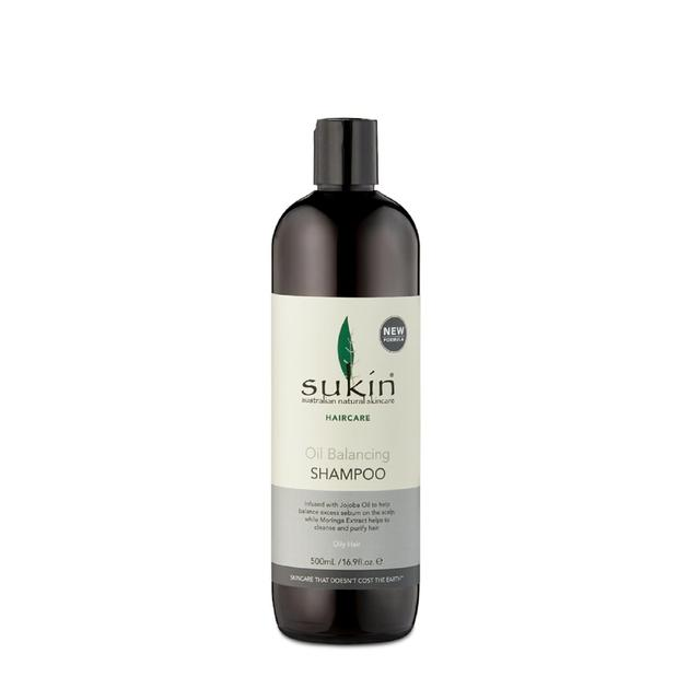 Sukin Natural Hydrating Oil Balancing Shampoo