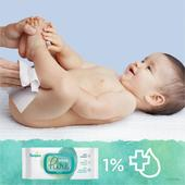 Pampers Pure Protection Wipes