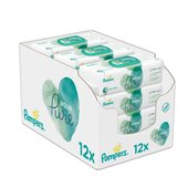 Pampers Aqua Pure 840 Baby Wipes