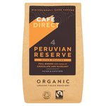Cafedirect Organic Peruvian Reserve Ground Coffee