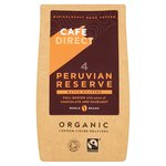 Cafedirect Organic Peruvian Reserve Coffee Beans