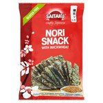 Saitaku Nori Seaweed Snack with Buckwheat