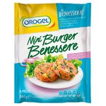 Orogel Mini Burger with Quinoa, Flaxseed & Veggies