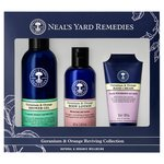 Neal's Yard Geranium & Orange Reviving Collection