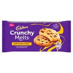 Cadbury Crunchy Melts Soft Filled Cookie