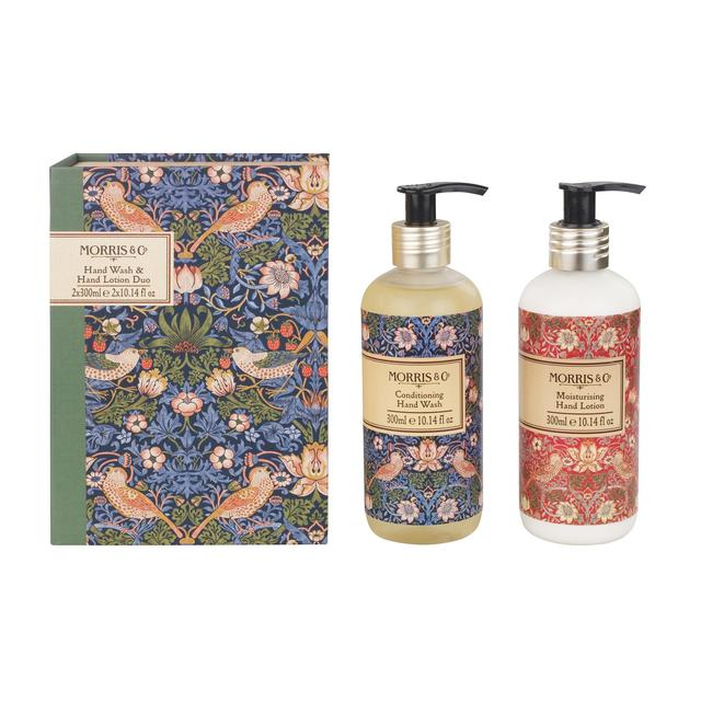 Morris & Co Handwash & Hand Lotion Duo