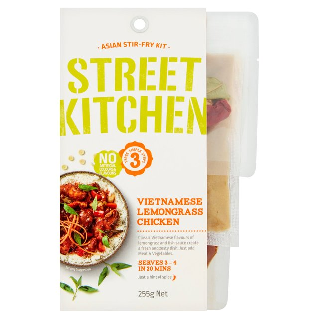 Street Kitchen Vietnamese Lemongrass