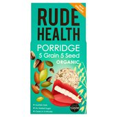 Rude Health Organic Porridge 5 Grain 5 Seed