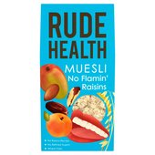Rude Health Muesli No Flamin' Raisins