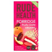 Rude Health Organic Porridge Fruity Date