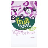 Fruit Bowl Yogurt Blackcurrant Fruit Flakes