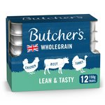Butcher's Lean & Tasty Low Fat Dog Food Trays