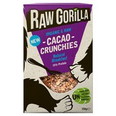 Raw Gorilla Cacao Crunchies