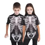 Skeleton Halloween T-Shirt, 8-10 Years