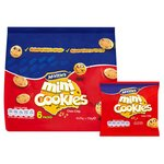 McVitie's Mini Chocolate Chip Cookies