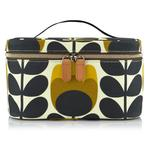 Orla Kiely Dandelion Tulip Train Case