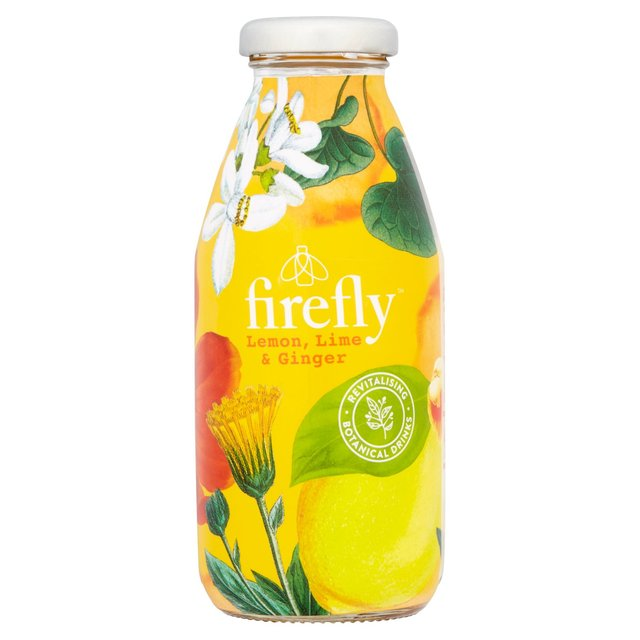 Firefly Natural Drinks Lemon, Lime & Ginger