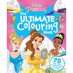 Disney Princess Mix, The Ultimate Colouring Book