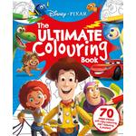 Disney Mix, The Ultimate Colouring Book
