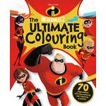 Disney Pixar - Incredibles 2 The Ultimate Colouring Book