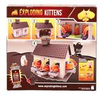 Exploding Kittens - Buildable Scene Set Exploding House 7+