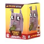 Exploding Kittens - Buildable Figure Dynamite Cat 7+