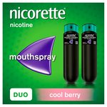Nicorette QuickMist Berry Duo 1mg Mouthspray
