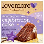 Lovemore Chocolate Cake