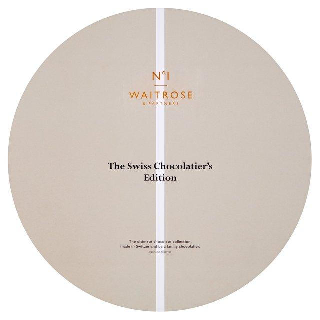 Waitrose 1 The Swiss Chocolatiers Edition Ocado