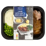 Waitrose Lamb with Mint & Redcurrant