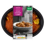 Waitrose Indian Goan Chicken Curry