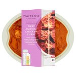 Waitrose Indian Fiery Andhra Chicken Curry