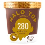 Halo Top Non-Dairy Chocolate Flavoured Low Calorie Ice Cream