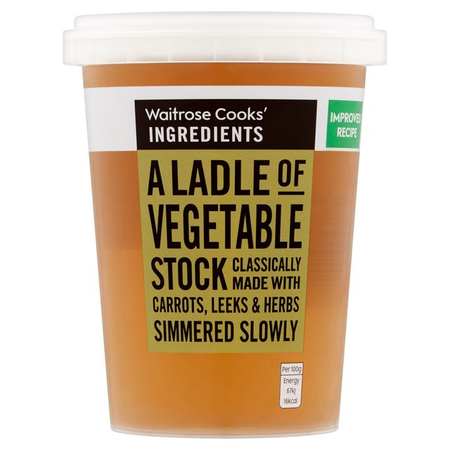 Cooks' Ingredients Vegetable Stock