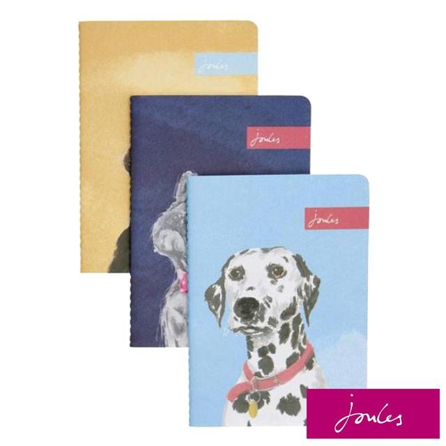 Joules Pawcasso A6 Notebooks