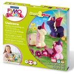 Staedtler Fimo Modelling Clay Set, Unicorn