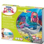 Staedtler Fimo Modelling Clay Set, Mermaid
