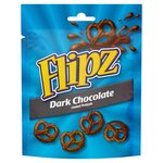 Flipz Dark Chocolate Covered Pretzels Pouch