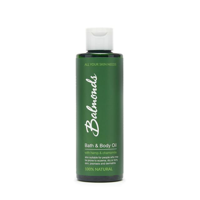Balmonds Bath & Body Oil, Eczema Targeted | Ocado