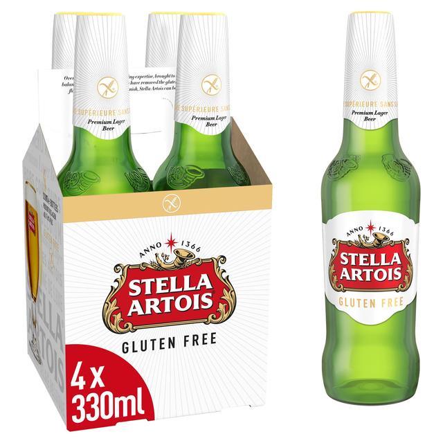 Stella Artois Gluten Free Ocado